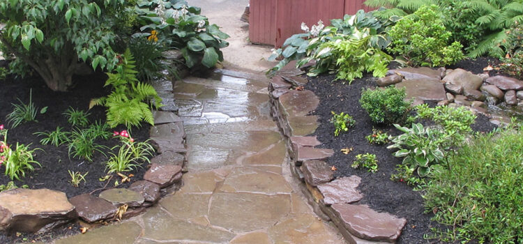 York County PA Custom Footpath Design