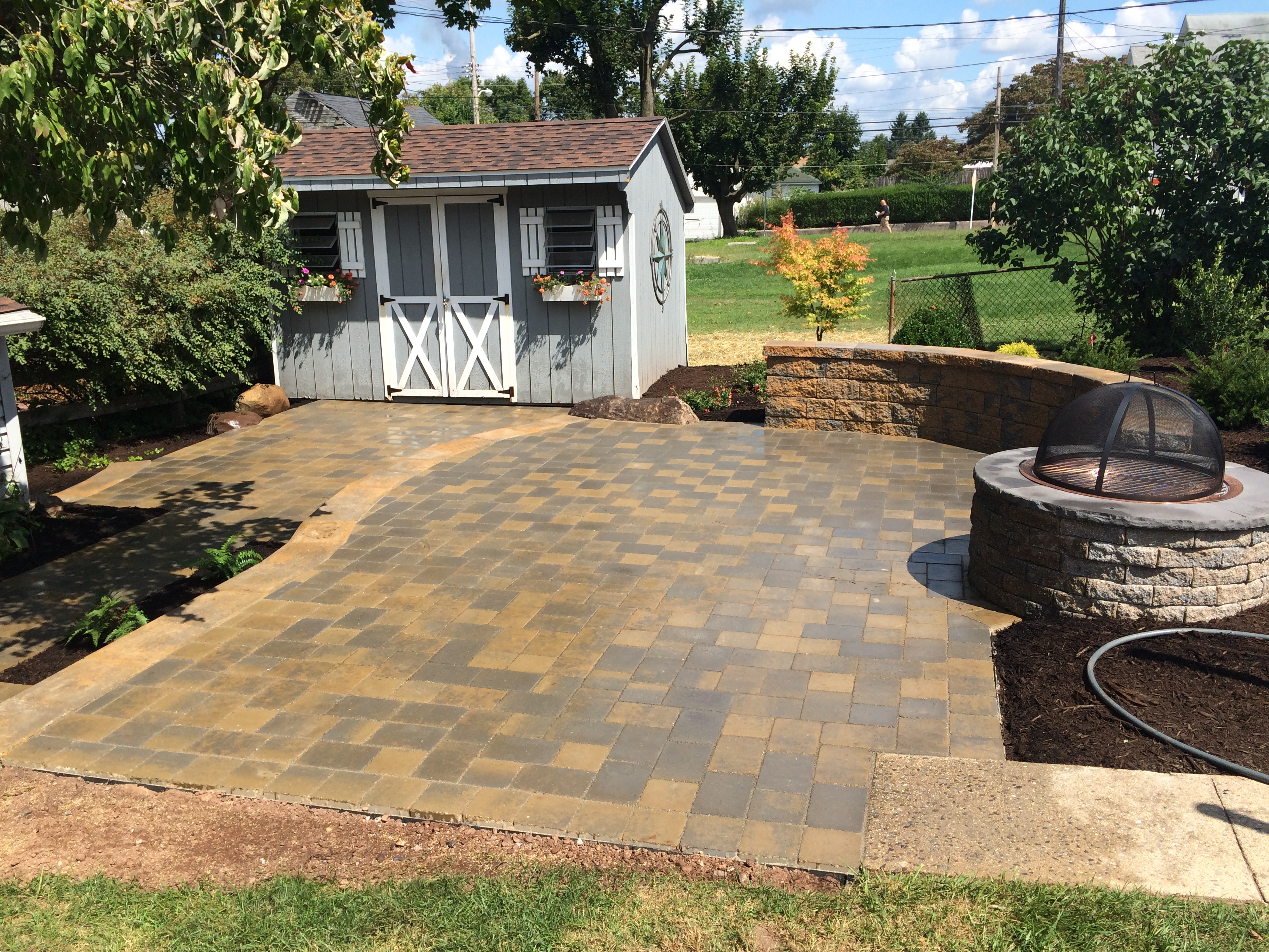 Patios, Walkways, Retaining Walls